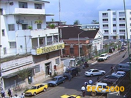 Town Town Monrovia