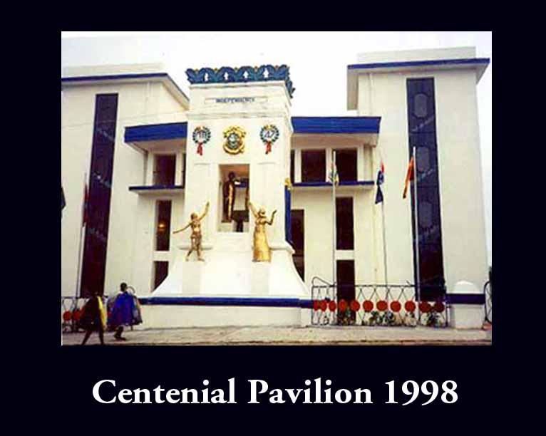 Centential Pavilion