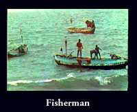 Fishers on the Atlantic